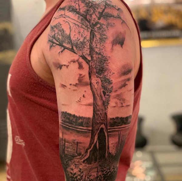 Significato e Idee  Tatuaggi 3D: 100 immagini a cui ispirarsi