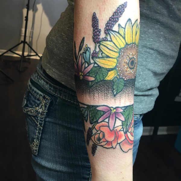 Significato e Idee  Tatuaggi a Fascia: Significato, Oltre 90 idee