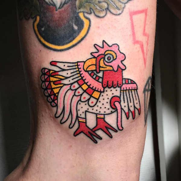 Significato e Idee  Tatuaggi Aztechi e Maya: Significato, Idee e Foto