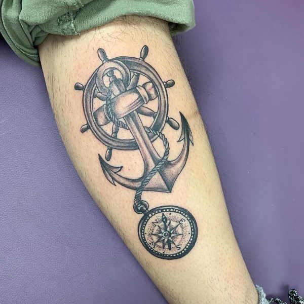 Significato e Idee  Tatuaggi con Significato di Forza : Oltre 60 idee