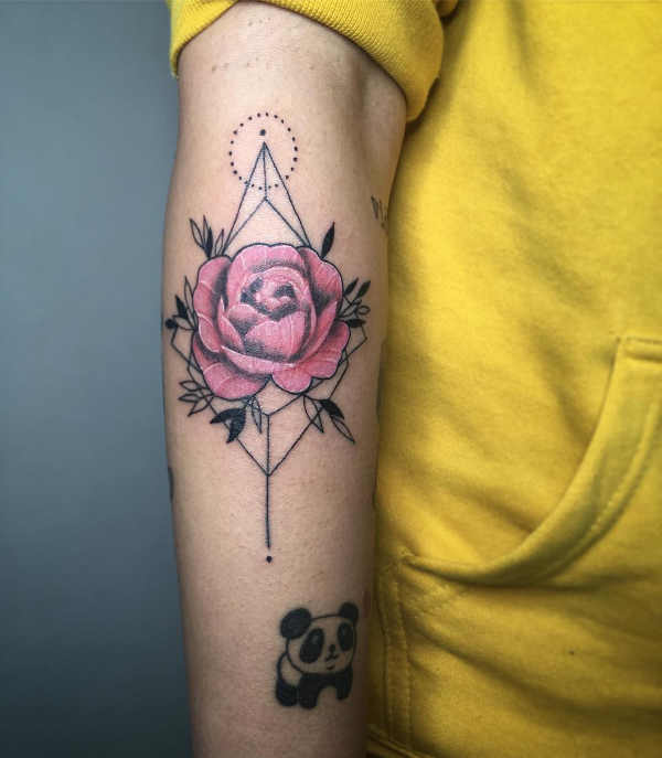 Significato e Idee  Tatuaggi Geometrici: Significato, 100 immagini a cui ispirarsi