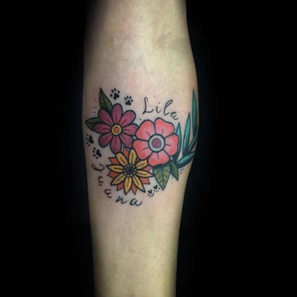 Significato e Idee  Tatuaggi per Ricordare le Persone: 100 immagini a cui ispirarsi
