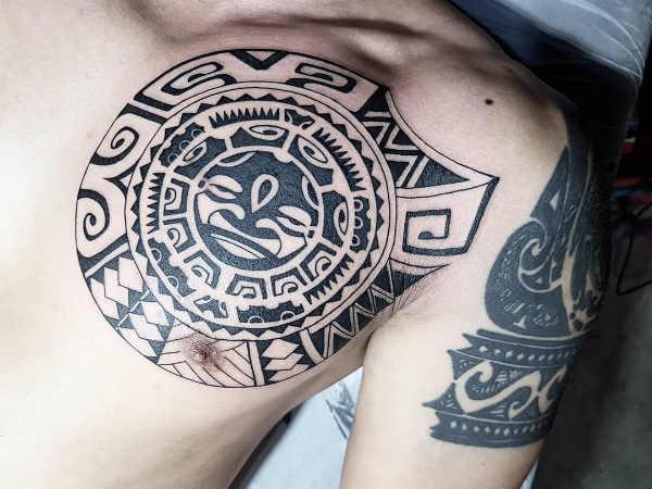 Significato e Idee  Tatuaggi Polinesiani: Significato, 50 immagini a cui ispirarsi