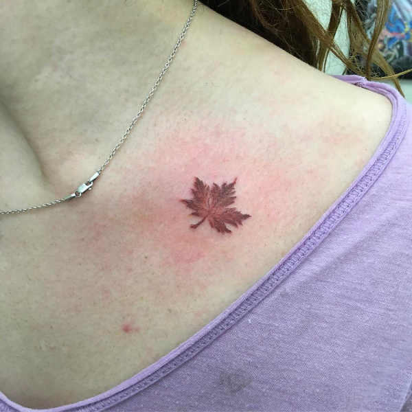 Parte del corpo Significato e Idee  Tatuaggi sulla Clavicola: 100 foto e idee bellissime