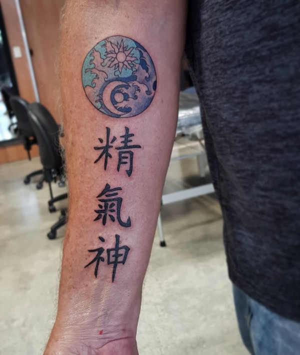 Parte del corpo Significato e Idee  Tatuaggi sull'avambraccio: Significato, Oltre 100 idee