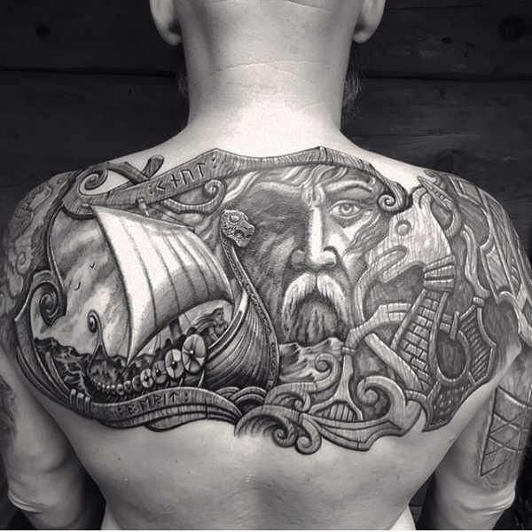 Significato e Idee  Tatuaggi Vichinghi: Significato, Idee e Immagini