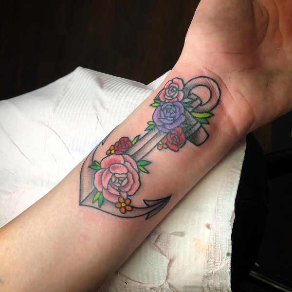 Parte del corpo Significato e Idee  Tatuaggio al Polso: 150 immagini a cui ispirarsi