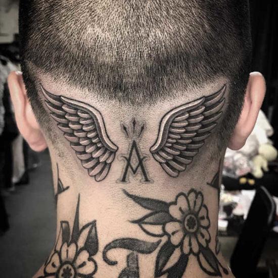 Tatuaggio Ali Significato Idee E Foto Tatuaggio Co
