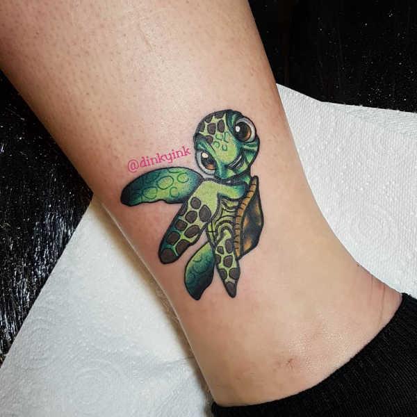 Animali Significato e Idee Tatuaggio Tartaruga Significato, Idee e Foto