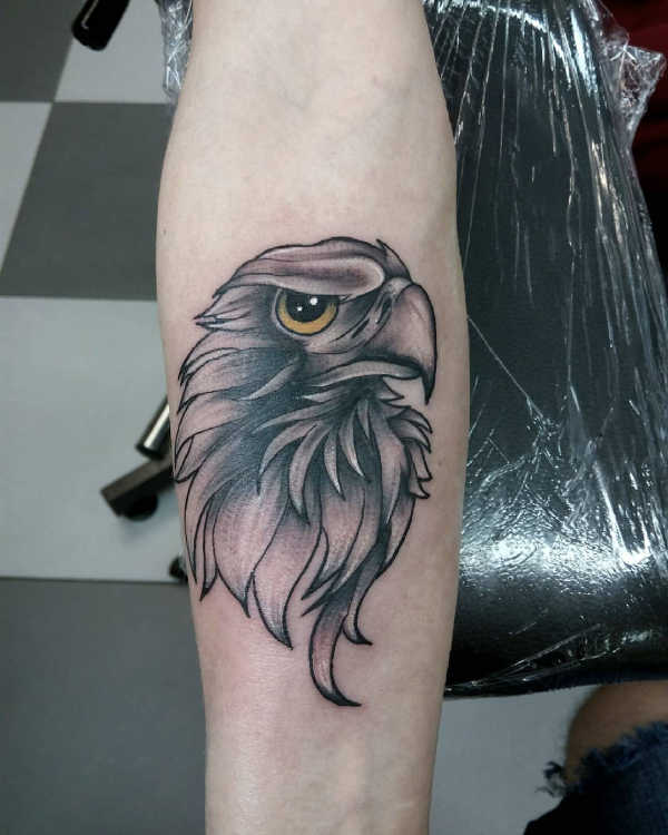 Animali Significato e Idee  Tatuaggio Aquila: Significato, Idee e Foto