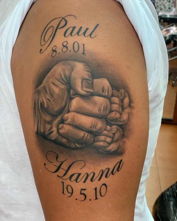 Significato e Idee  Tatuaggio Famiglia: Significato, Oltre 100 idee