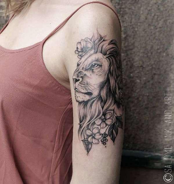 Animali Significato e Idee Tatuaggio Leone Significato, Idee e Foto