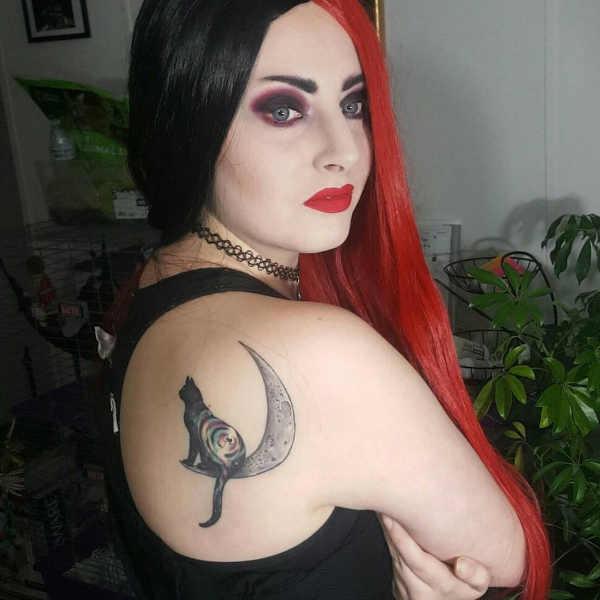 Significato e Idee  Tatuaggio Luna: Significato, Idee e Foto