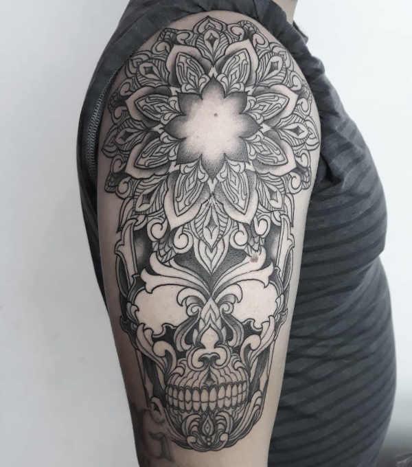 Significato e Idee  Tatuaggio Mandala: Significato, Idee e Immagini