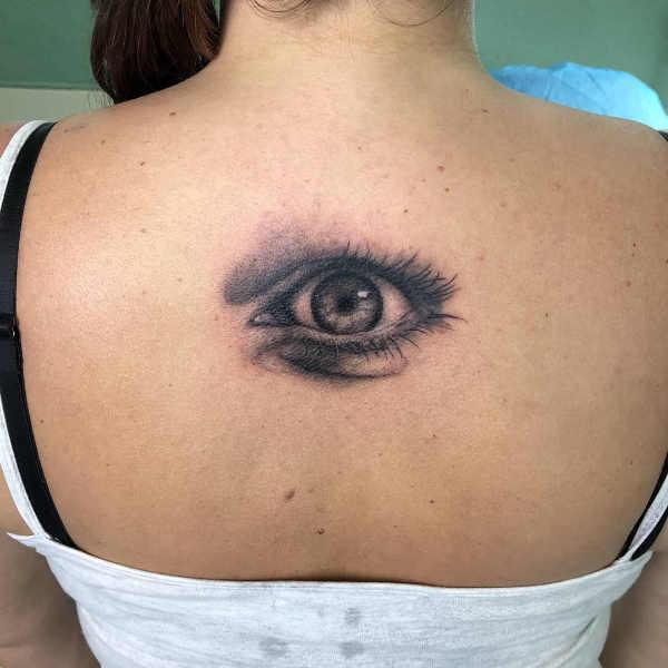 Significato e Idee  Tatuaggio Occhio: Significato, Idee e Immagini