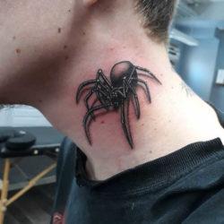 Tatuaggio Ragno: Significato, Idee e Foto