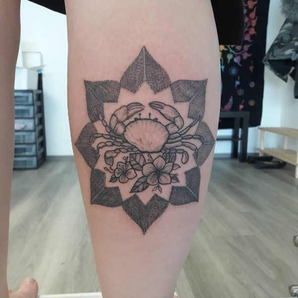Significato e Idee Tatuaggi dei segni zodiacali  Tatuaggio Segno Zodiacale del Cancro: Significato, Idee e Foto