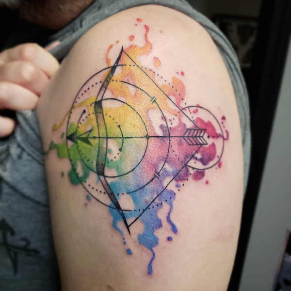 Significato e Idee Tatuaggi dei segni zodiacali  Tatuaggio Segno Zodiacale del Sagittario: Significato, Idee e Foto