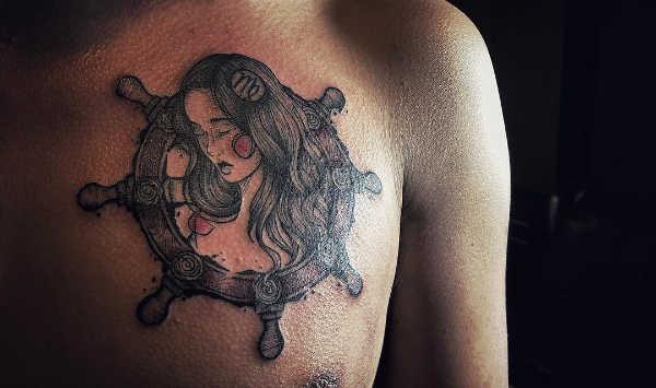 Significato e Idee Tatuaggi dei segni zodiacali  Tatuaggio Segno Zodiacale della Vergine: Significato, Idee e Foto
